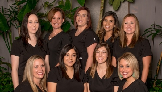 Arrington Dental team